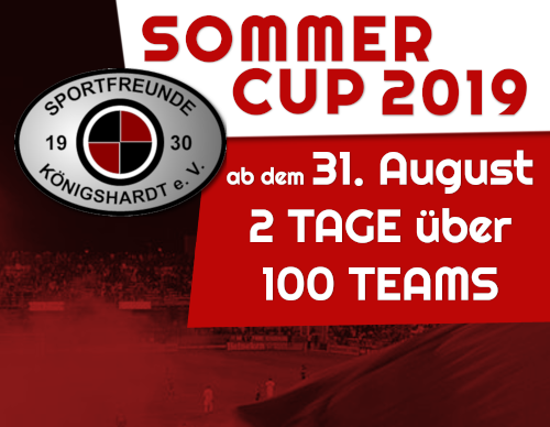 SFK Sommercup 2019